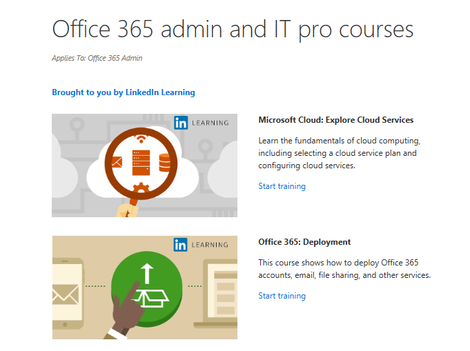 Office 365 Training - 2