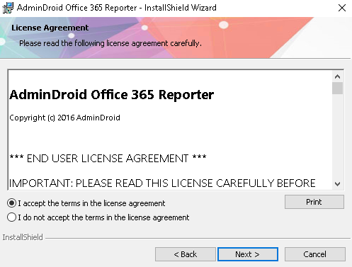 Free Office 365 Reporting Tool - 2