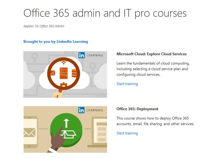 Office 365 Training - 2
