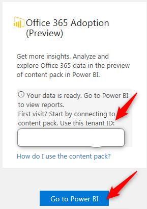 Power BI Adoption Content Pack - 3