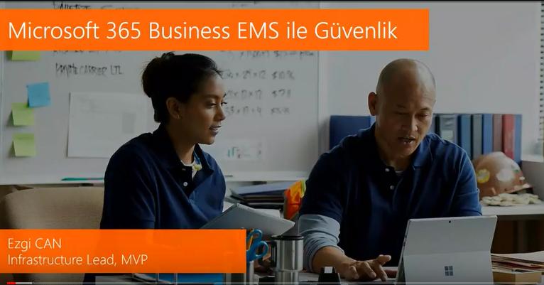 Microsoft 365 EMS ile Güvenlik